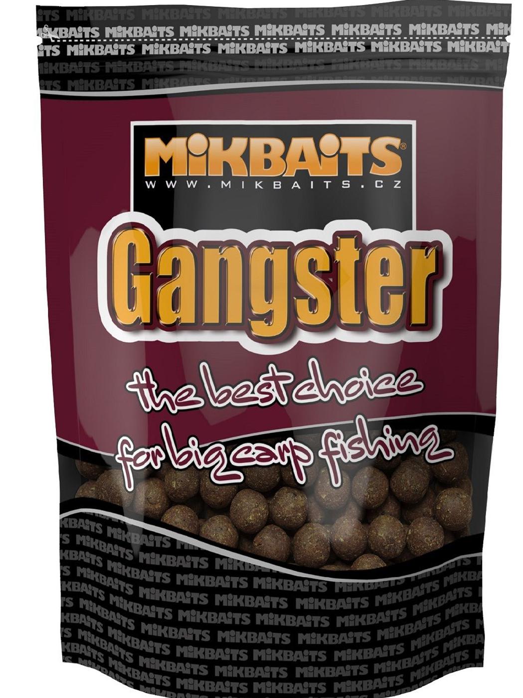 Boilie MIKBAITS Gangster G2 Ančovička & Krab & Asa