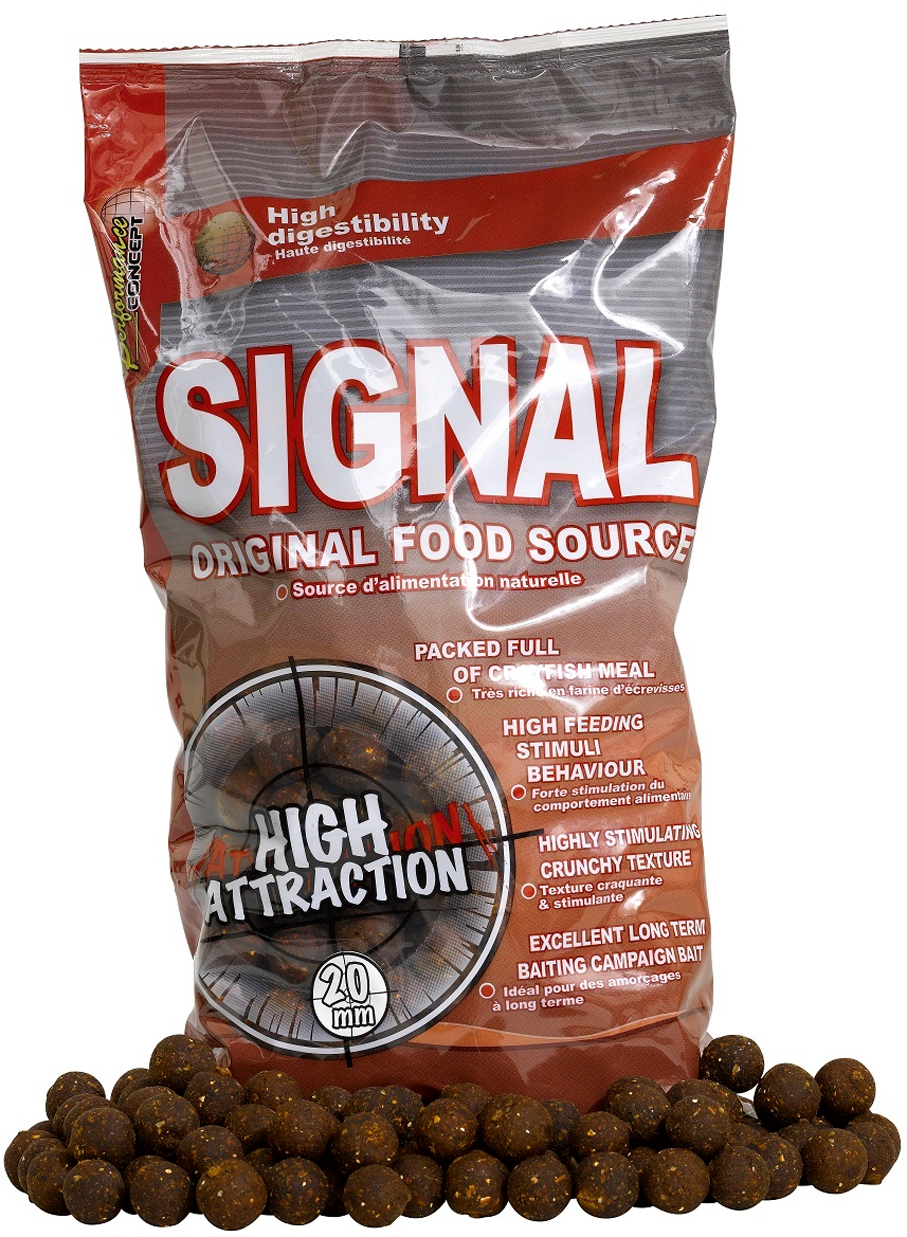 Boilie StarBAITS Signal - 2,50kg