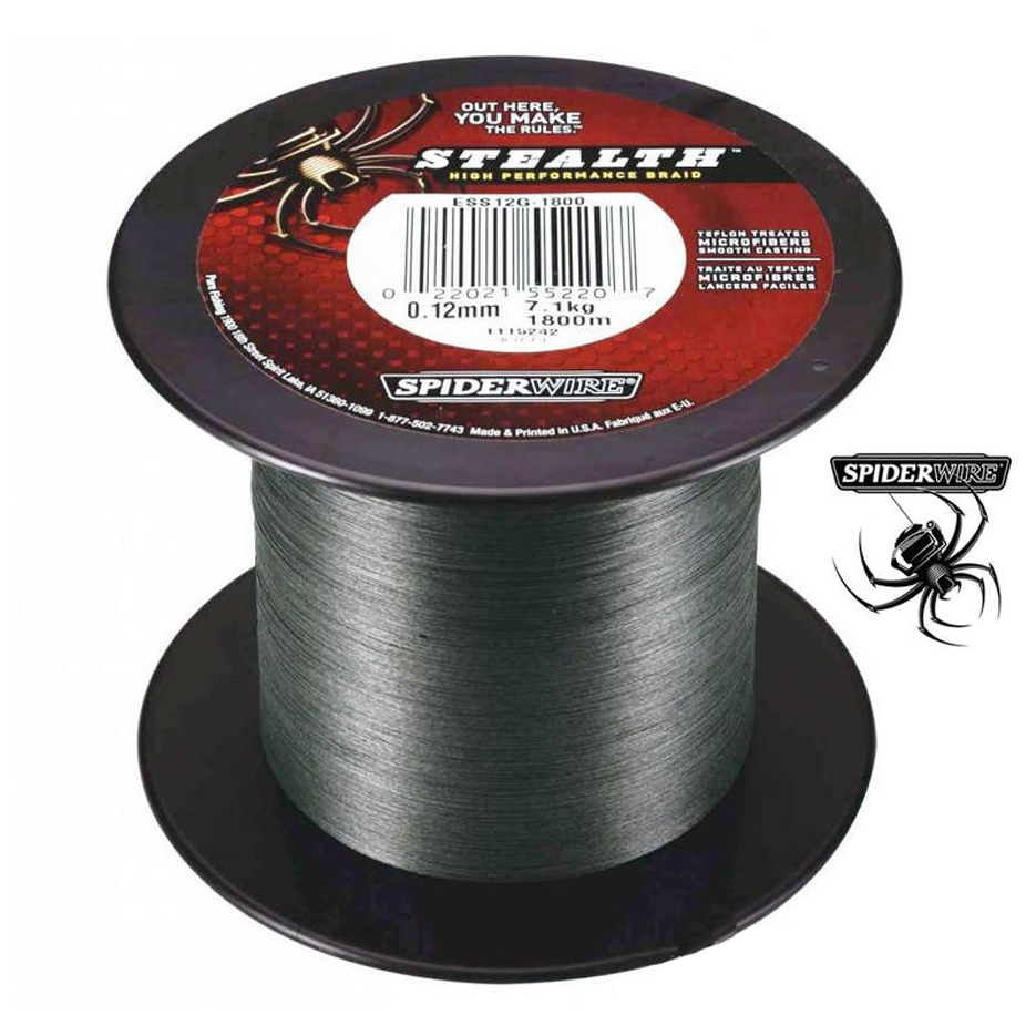 Šnúra BERKLEY Spider Wire Stealth