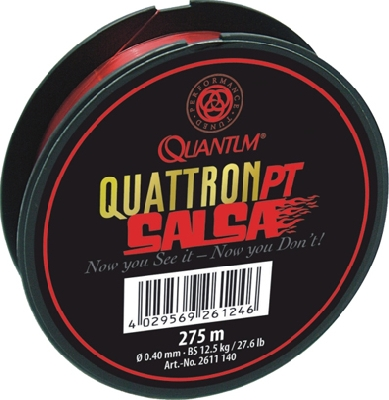 Vlasec Quantum Quattron PT Salsa Line