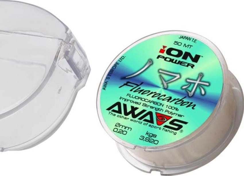 Návazcový vlasec AWA-SHIMA Ion Power Fluorocarbon