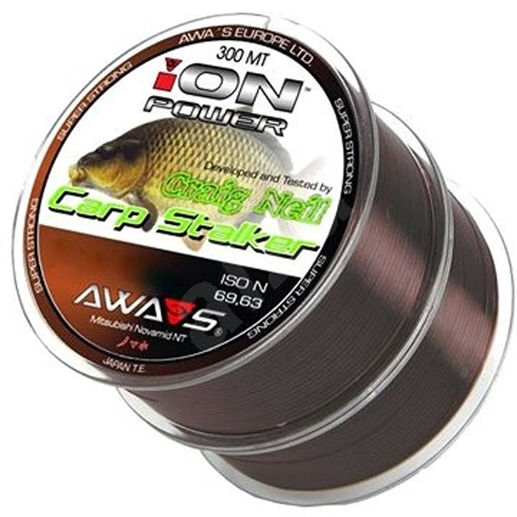 Vlasec AWA-SHIMA Ion Power Carp Stalker