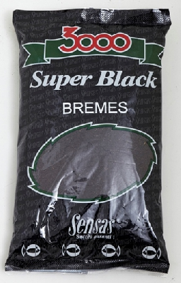 Krmivo SENSAS 3000 Super Black