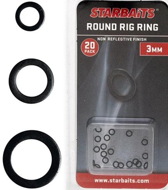 Kroužky StarBAITS Round Ring