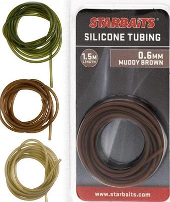 Silikónová hadička StarBAITS Silicone Tubing