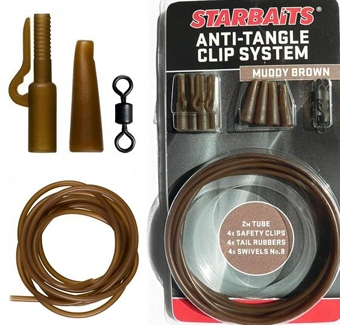 Montáž StarBAITS Anti Tangle Clip System