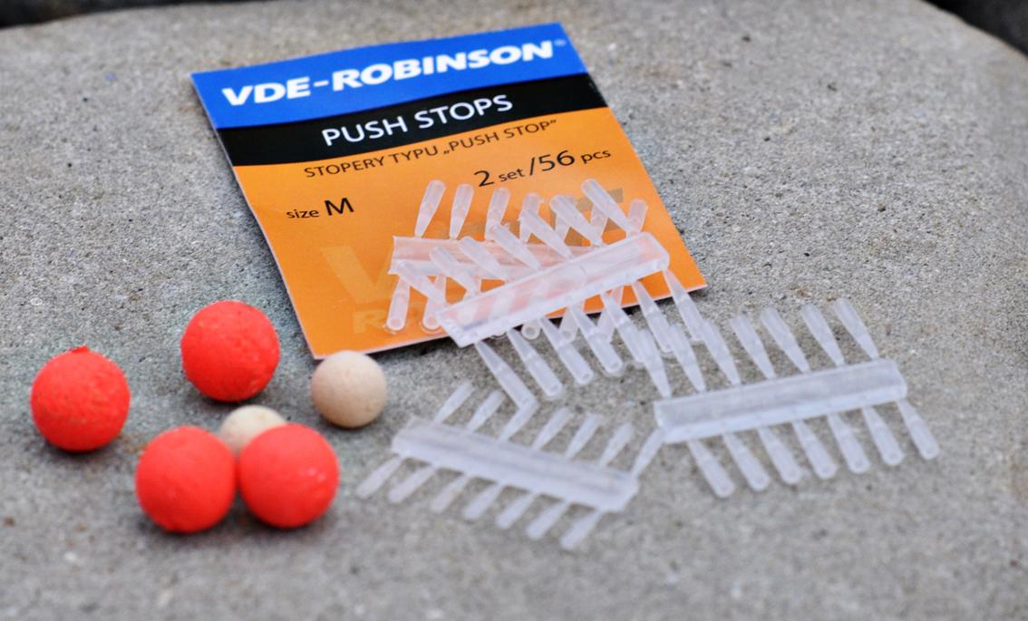 Nekonečná zarážka VDE-ROBINSON Quickstop