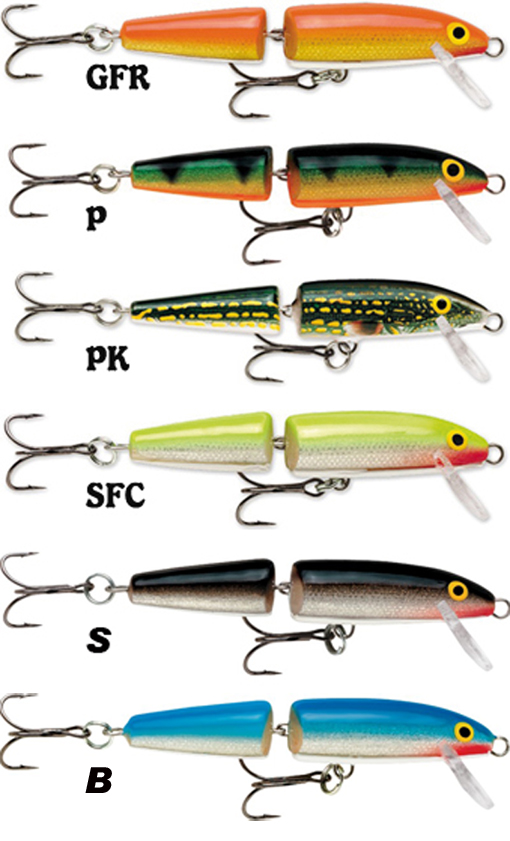 Wobbler RAPALA Jointed 9cm