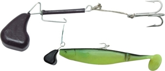 Systém Black Cat Soft Lure Rig