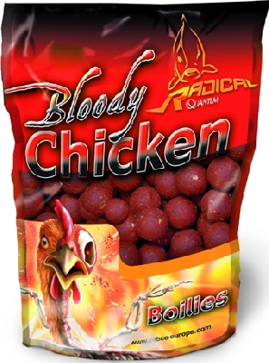 Boilie QUANTUM Bloody Chicken