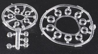 Set - stopery a zarážky Boilie & Pellet elastic