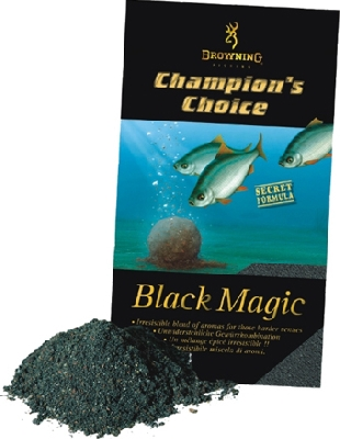 Krmivo BROWNING Champions Choice Black Magic