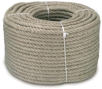 Přírodní lano J / PP