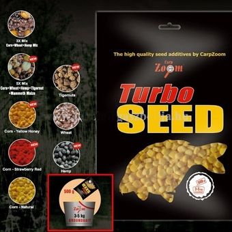 Konope Carp Zoom Turbo Seed