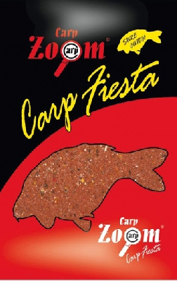 Krmivo Carp Zoom Fiesta