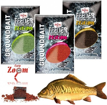 Krmivo CarpZoom Feeder Groundbait