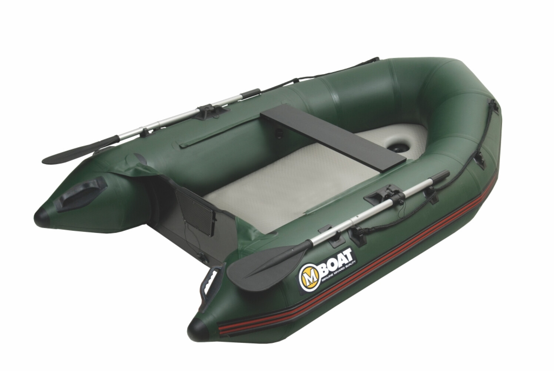 Člun MIVARDI Boat 270 - pevná nafukovací podlaha + kýl