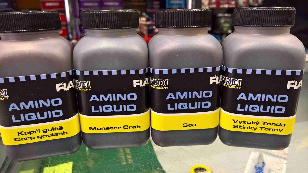Aminoliquid MIVARDI Rapid