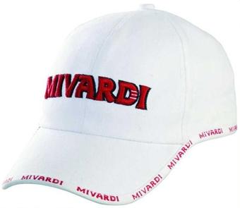 Kšiltovka MIVARDI TMW White