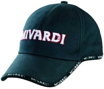 Kšiltovka MIVARDI TMW Black