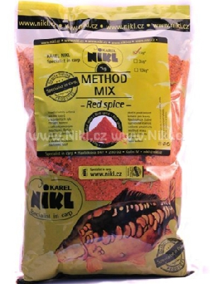 Method mix NIKL Red Spice