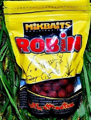 Trvanlivé boilie MIKBAITS Robin Fish