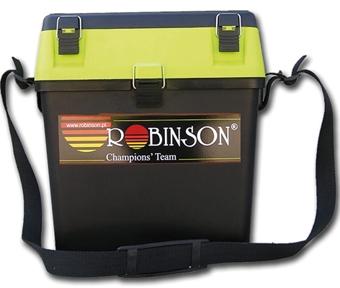 Odkládací kufřík ROBINSON i na sezení