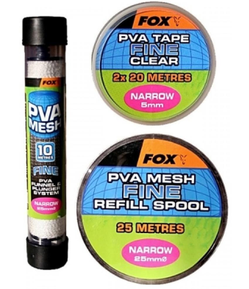 Pančucha FOX PVA Funnel Systems & Refills Narrow