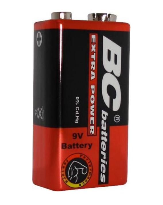 Alkalická baterie TINKO 9V