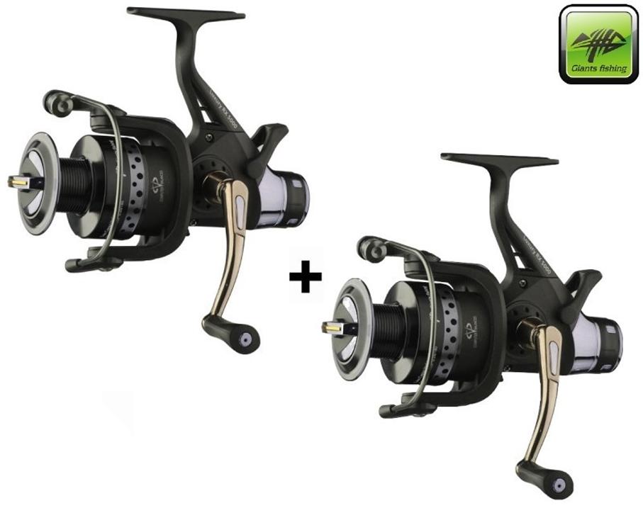 1 + 1 = navijak Giants Fishing Luxury RX