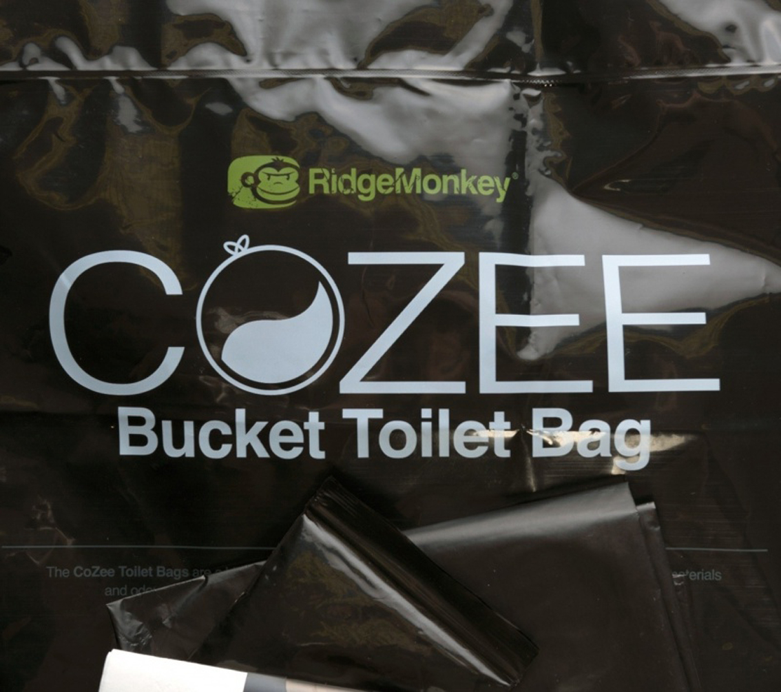 Náhradné sáčky do toalety RidgeMonkey Cozze Toilet Bags