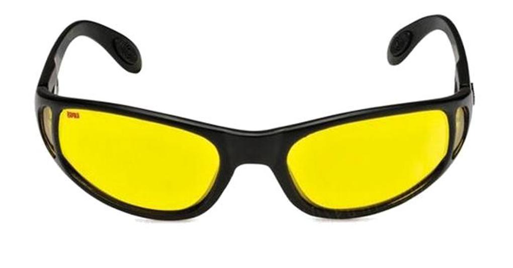 Okuliare RAPALA Sportsman Glasses Black Matte