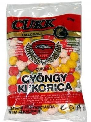 Fúkaná cukrová kukurica CUKK
