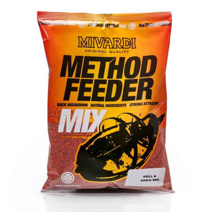 Krmivo MIVARDI Method Feeder Mix