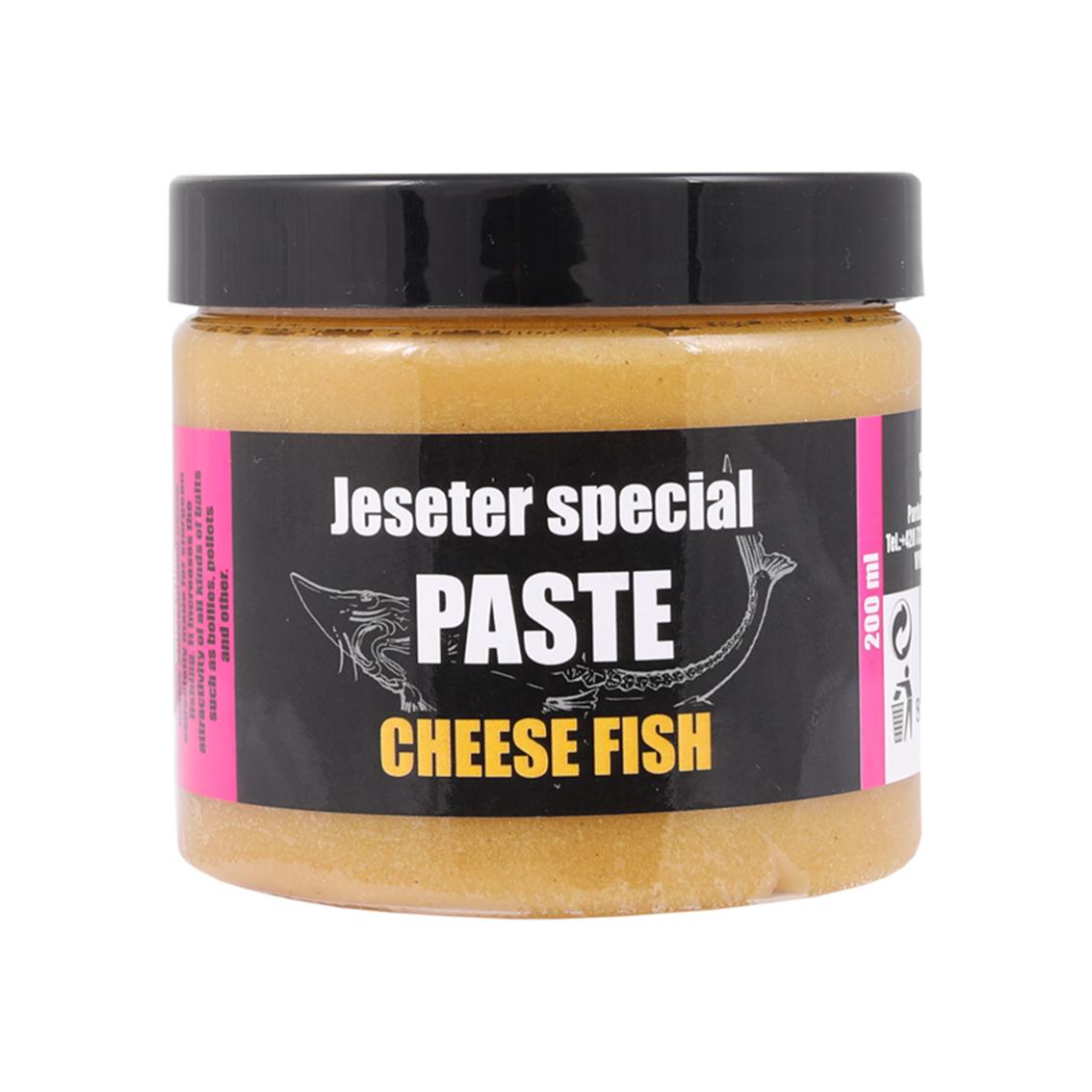 Pasta LK BAITS Jeseter Special Paste Cheese
