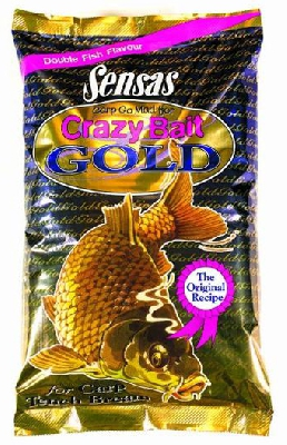 Krmivo SENSAS Crazy Bait Gold