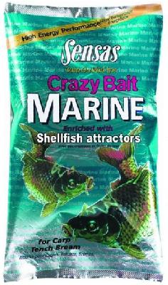 Krmivo SENSAS Crazy Bait Marine