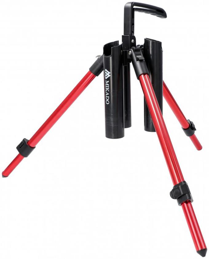 Stojan MIKADO 3 Rods Stand With Handle