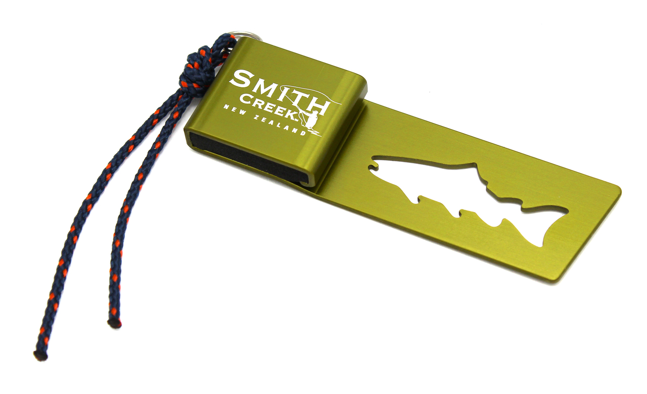 Pomůcka SMITH CREEK Spent Line Wrangler Green