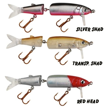 WQobler SPRO PowerCatcher Jointed Fishtail MINNOW