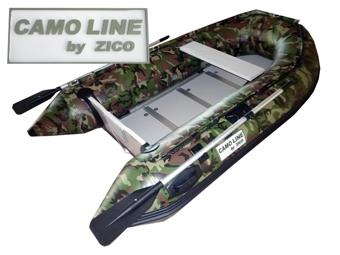 Čln ZICO Camo Line 270cm