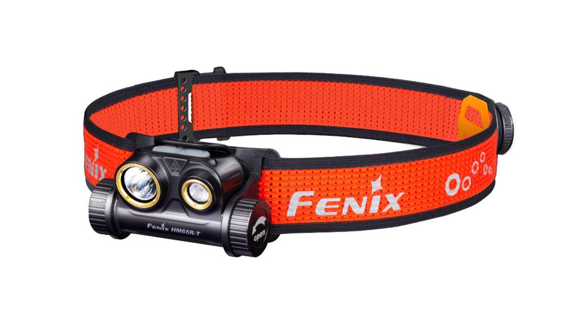 Nabíjacia čelovka FENIX HM65R-T