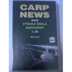 VHS CARP NEWS aneb Vysoká škola kaprařiny 1. diel