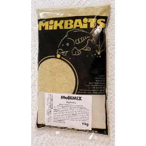 Suchá zmes MIKBAITS boilies mix MultiMix