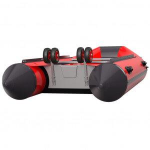 Obrázek 3 k Dvojité přepravní kolečka EW200 černo / červené
