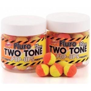 Boilie Dynamite Baits Pop Up Fluro Two Tone Tutti-Frutti & Pineapple