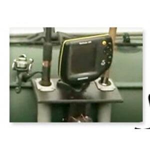 Obrázok 2 k Držiak prútov a sonaru na čln