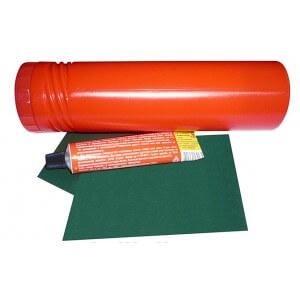 Obrázek 3 k Člun KOLIBRI s nafukovacím kýlem a pevnou skládací podlahou