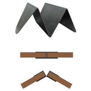 Obrázek 7 k Člun KOLIBRI s nafukovacím kýlem a pevnou skládací podlahou