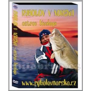 DVD - Rybolov v Nórsku, ostrov Kvaloya